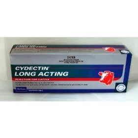 Cydectin Long Acting