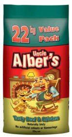 Laucke Uncle Albers
