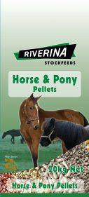Hi-Cal Horse and Pony Pellets