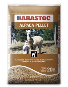 Barastoc Alpaca pellet