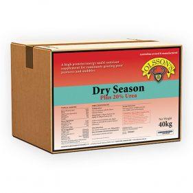 Dry Season 20% Urea