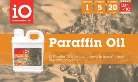 iO Parafin Oil