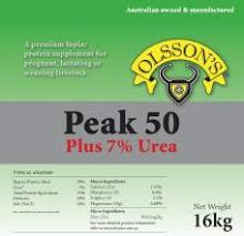 peak 50 plus 7% urea