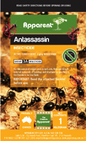 Apparent Ant-Assassin