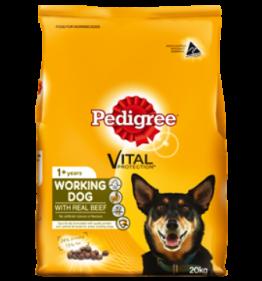 Pedigree Working Dog