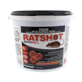 Ratshot Rapidkill Blocks