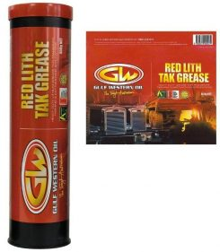 Red Lithium Tac Grease