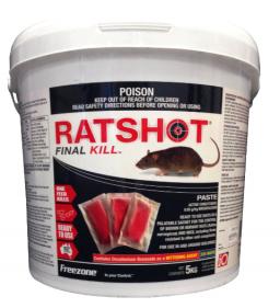Ratshot Finalkill Paste