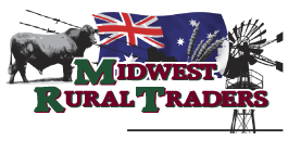 Midwest Rural Traders logo
